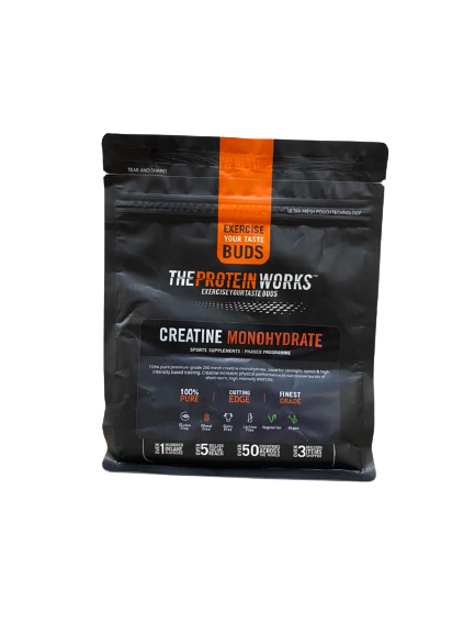 مکمل کراتین منوهیدرات  Creatine Monohydrate